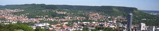 Panorama - Immobilien in Jena